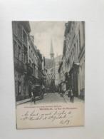 Bruxelles  La Rue Des Paroissiens  Edit Cohn-Donnay Et Cie - Bruxelles (Città)