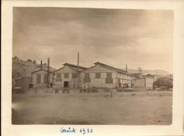 Moselle, Contz Pres De Sierck, Fonderies Et Acieries De La Moselle, 1931      (bon Etat)  Dim: 12 X 9. - Plaatsen
