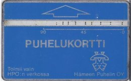 FINLAND - PUHELUKORTTI - 104D - 10.000 EX - Finlandia