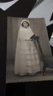 CP -  CARTE PHOTO - Jeune Religieuse - Portraits