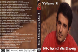 DVD RICHARD ANTHONY BEST OF VOL 2 - Conciertos Y Música
