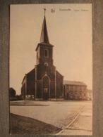 Cpa Sombreffe - Eglise Extérieur - Nels - Sombreffe
