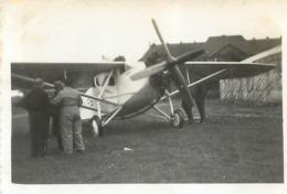 AVION FARMAN PHOTO ORIGINALE FORMAT 8.50 X 6 CM - Aviation
