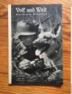 Rare Revu Allemand Ww2 Militaria 39-45 - 1939-45