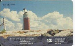 FINLAND - LIGHTHOUSE - CODE: 3012 - 12/04 - 45.000 EX - Finland