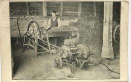 (1346) Motor - Houten Hark - Karrewiel - 1913 - Culturas