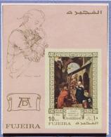 (B 16) Fujeira ** Bloc Michel N° 50 B - Tableau De Dürer - Fudschaira
