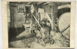 (1348) Motor - Ladder - Trap - Groot Vat - 1913 - Cultures