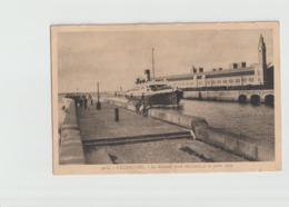 50 CHERBOURG LA NOUVELLE GARE MARITIME - Cherbourg