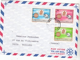 Liban UPU 1979 Sur Lettre PEGASE TB - WPV (Weltpostverein)
