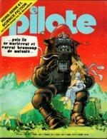Pilote Hors Série 28 Bis Septembre 1976 Science-Fiction Alexis Bilal Brocal-Remohi Fred Lesueur Mézières Picotto Ribera - Pilote