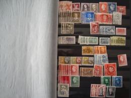 LOT PAYS-BAS ESSENTIELLEMENT OBLITERES - Sammlungen (im Alben)