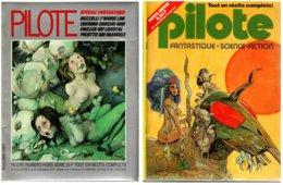 Pilote Hors Série 65 Bis 10/1979 + 70 Bis 03/1980 - Pilote