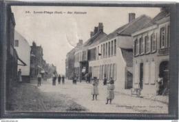 Carte Postale 59. Loon-Plage  Rue Nationale    Très Beau Plan - Other Municipalities