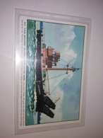 England Old Uncirculated Postcard - Ships - MV SHB Salvage & Buoy-lifting Vessel - Bateaux