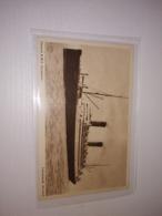 England Old Uncirculated Postcard - Passenger Ships - Cunard RMS Carmania - Bateaux