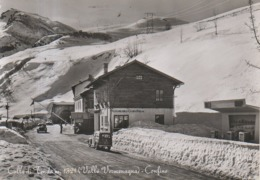 PIEMONTE - COLLE DI TENDA - CONFINE ITALO FRANCESE - 1960 - FRONTIERA - Cuneo