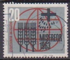 BRD 1963 MiNr.391 Misereor ( A648 ) Günstige Versandkosten - BRD