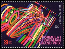 "2019Azerbaijan 1437Grand Prix Of The Race ""Formula 1"" - Cars"