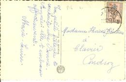 CP Avec Nr 816 De CHENEE - Cartas
