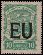 ~~~ Colombia Colombie 1923 - SCADTA - Poste Consulaire Pour Etats Unis - Mi. LA589 ** MNH - Depart 1 Euro  ~~~ - Colombia