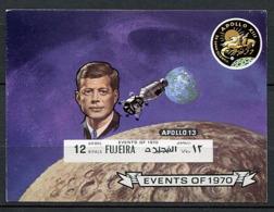 (B 16 - Lot 1) Fujeira ** Apollo XIII - JF Kennedy - Fudschaira