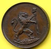 1832- Anniversaire Du XXVII Septembre MDCCCXXX (1830) - Gettoni Di Comuni