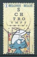België 2018 - Gestempeld / Oblitéré - Smurfen - Usados