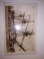 England Old 1953 Circulated Postcard - Ships - The Victory , Porstmouth - Bateaux
