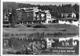 Madonna Di Campiglio (Trento). Golf Hotel. - Trento