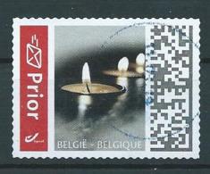 België 2018 - Gestempeld / Oblitérés - Rouwzegel - Usados