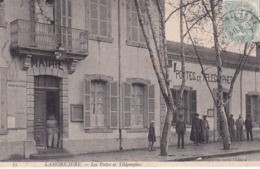 LAMORICIERE (Algérie) - Les Postes Et Télégraphes - Mairie - B 1121 - - Autres Villes