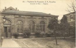 MONS - Papeteries De Ruysscher, S.A. Bruxelles - Succursale De Mons - Magasins - N'a Pas Circulé - Mons