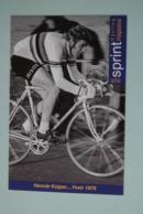 CYCLISME: CYCLISTE : HENNIE KUIPER - Cyclisme