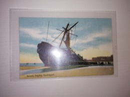 England Uncirculated Postcard - Ships - Nelson`s Flagship , Faudroyant - Bateaux