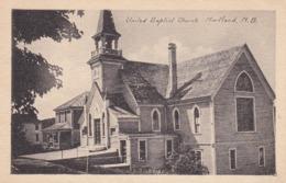 United Baptist Church , HARTLAND , New Brunswick, Canada , 00-10s - New Brunswick