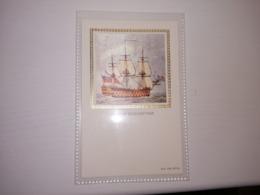England Uncirculated Postcard - Ships - Maritime England Year - Bateaux