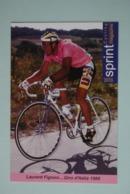 CYCLISME: CYCLISTE : LAURENT FIGNON - Cyclisme