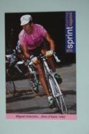 CYCLISME: CYCLISTE : MIGUEL INDURAIN - Ciclismo