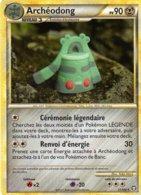 Carte Pokemon 15/102 Archeodong 90pv 2011 - Pokemon