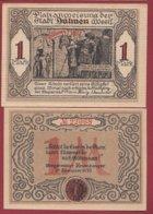 Allemagne 1 Notgeld  De 1 Mark Stadt Dülmen  (RARE)   Dans L 'état N° 4891 - [ 3] 1918-1933 : Repubblica  Di Weimar