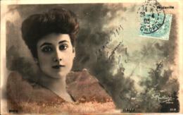 Artiste Femme 1900 - Vielle, Reutlinger 349-13 - Cabaret