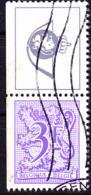 Belgien Belgium Belgique - Heraldischer Löwe (OBP: PU 221 Oder 1899b) 1978 - Gest Used Obl - 1977-1985 Figuras De Leones