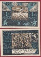 Allemagne 1 Notgeld  De 1 Mark  Stadt Celle  (RARE)   Dans L 'état N° 4897 - [ 3] 1918-1933 : República De Weimar