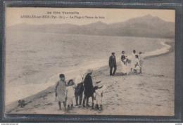 Carte Postale 66. Argelès-sur-mer  La Plage à L'heure Du Bains  Très Beau Plan - Argeles Sur Mer