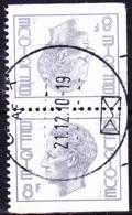 Belgien Belgium Belgique - Elström (OBP: KP 29 Oder 1901b) 1978 - Gest Used Obl - 1977-1985 Figuras De Leones