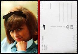 Chanteuse CP Christine LEBAIL (photo De Mervellec) 1964 1° 45tours Label Disques AZ Edition Italcolor N° 1062 - Chanteurs & Musiciens