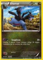 Carte Pokemon 73/119 Diamat 90pv 2014 - Pokemon