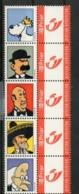 Duostamps Kuifje En Vrienden / Tintin Et Ses Amis / Tim Und Seine Freunde Duostamp Deel 3 - Bélgica