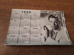 Old Pocket Calendars - Richard Chamberlain 1966 - Calendriers